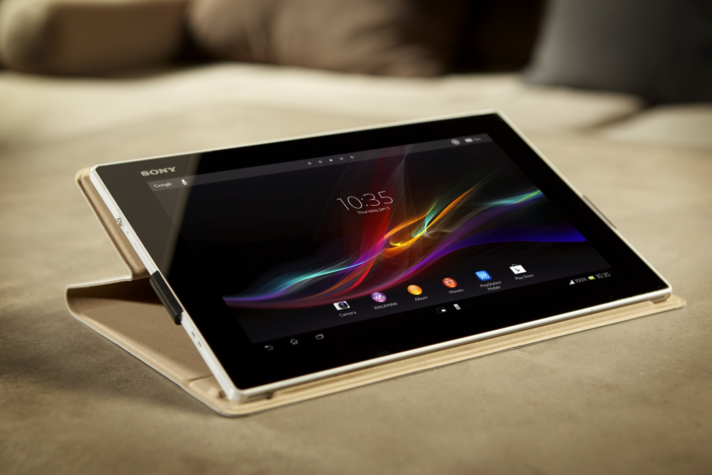 Sony Xperia Tablet Z Release Date for Model SGP311U1/B