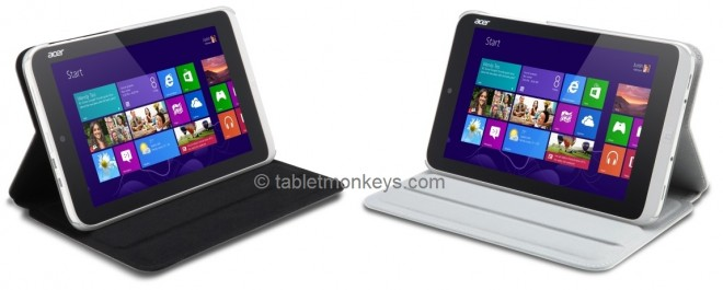 Acer Iconia W3 cover options (W3-810-27602G06nsw)