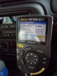 Hertz's old NeverLost system