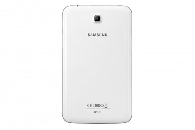Samsung Galaxy Tab 3 7.0 Wi-Fi - back