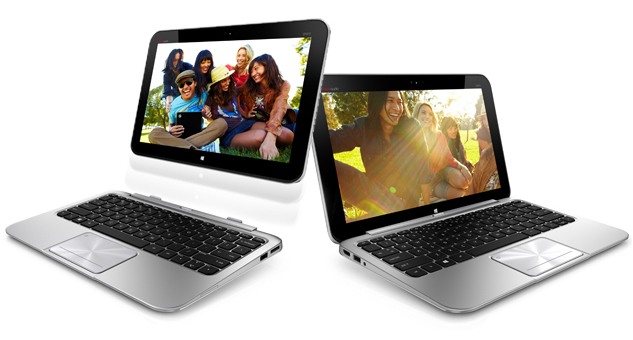 Windows 8 convertible ultrabook HP Envy x2
