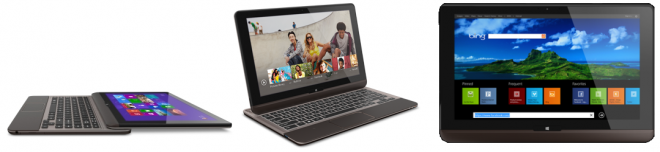 Windows 8 convertible ultrabook Toshiba Satellite U925t