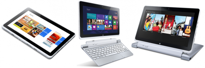 Windows 8 tablet Acer Iconia W510