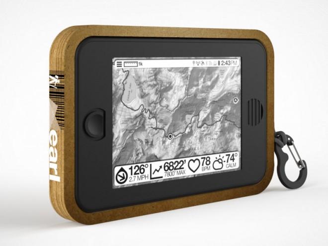 Earl - Waterproof Outdoor Tablet