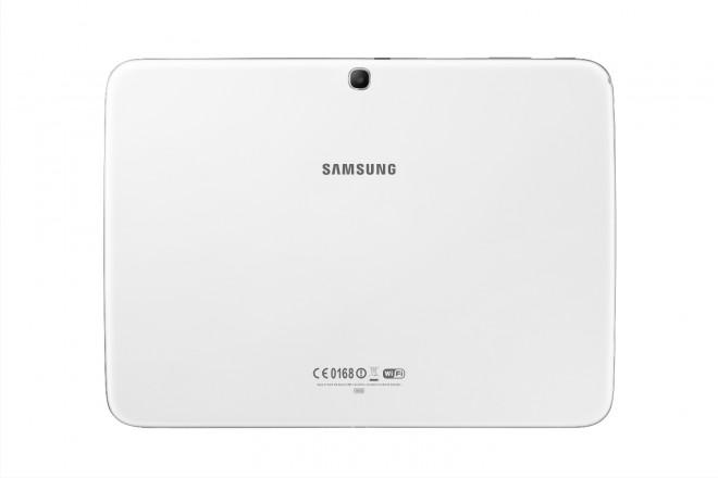 Samsung Galaxy Tab 3 10.1 Rear Back Image