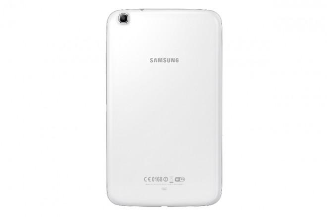 Samsung Galaxy Tab 3 8.0 Back