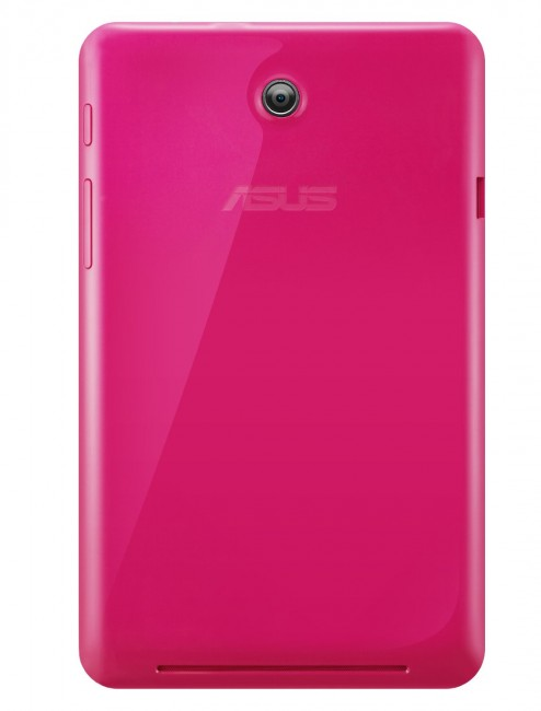 ASUS MeMO Pad HD 7 pink tablet