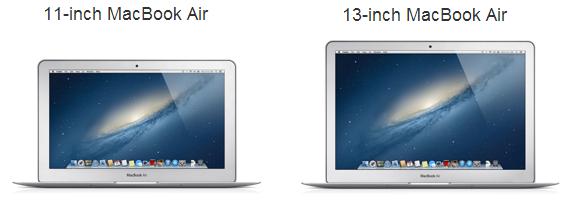 Mac Air 2013