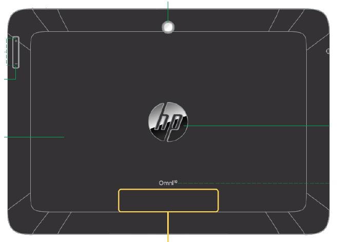 HP Slate 10 - Omni10