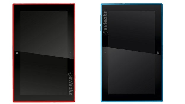 The latest purported Nokia Lumia 2520 images from October 2013
