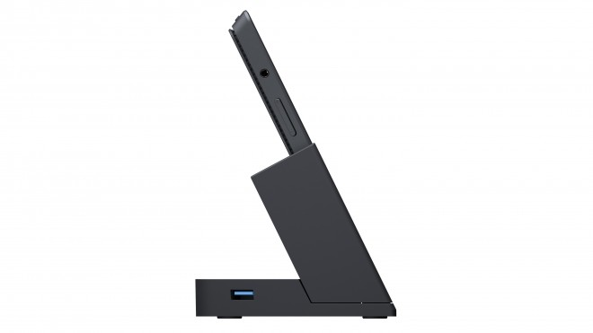 Microsoft Surface Pro 2 with docking