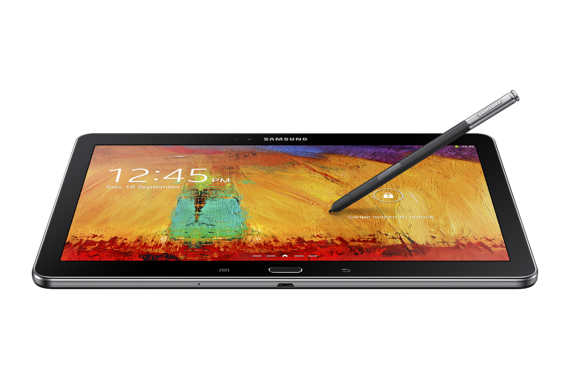 First Tablet from Samsung