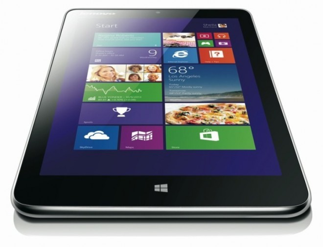 8-inch Windows tablet Lenovo Miix2