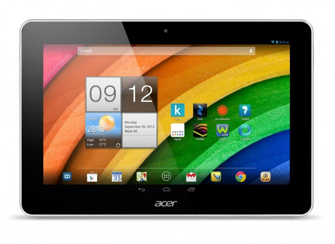 Acer Iconia A3 A10 L662