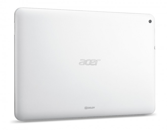 Acer Iconia A3 back