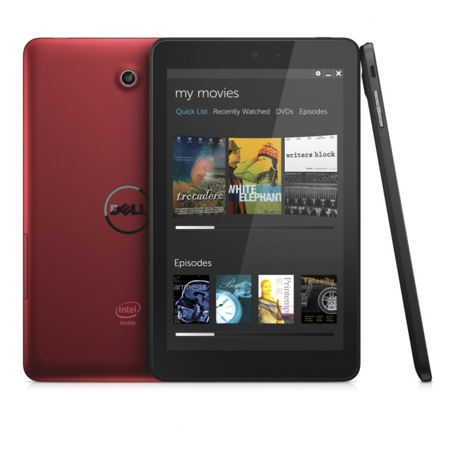 Dell 8 Android Tablets