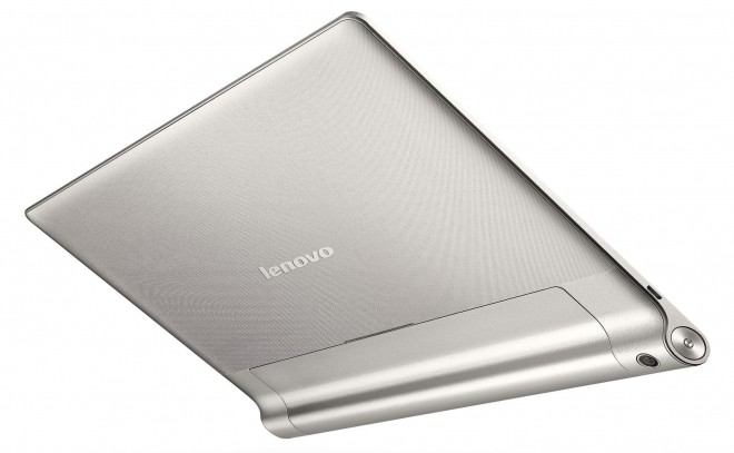 Lenovo IdeaPad B8000 back