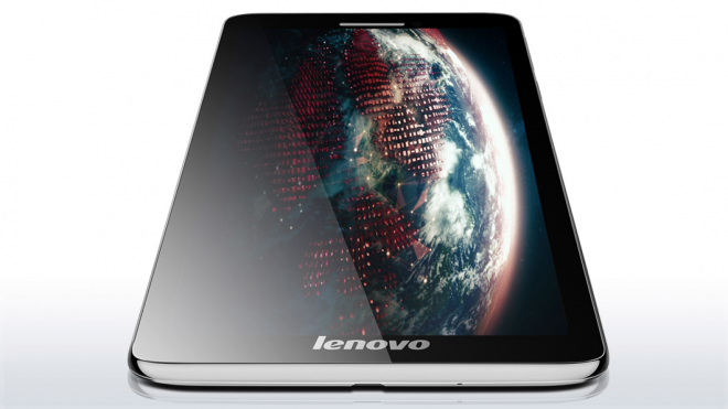 Lenovo IdeaTab S5000 bezel