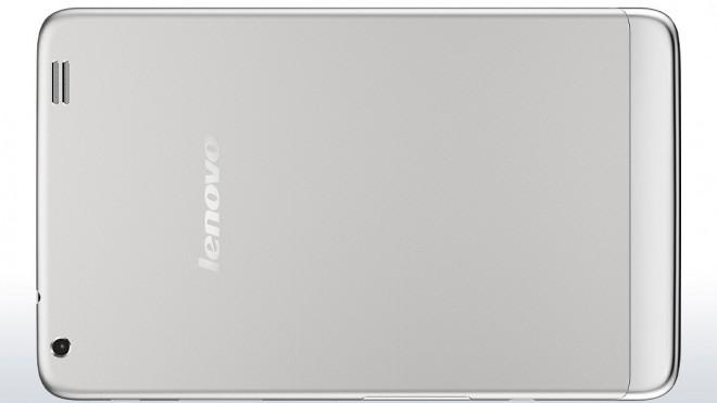 Lenovo Miix 2 rear view