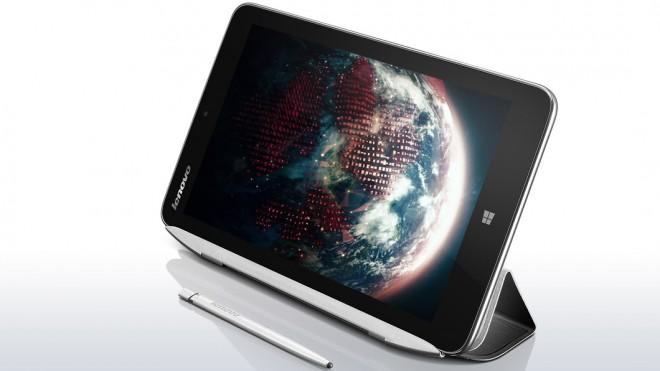 Lenovo Miix 2 with stylus