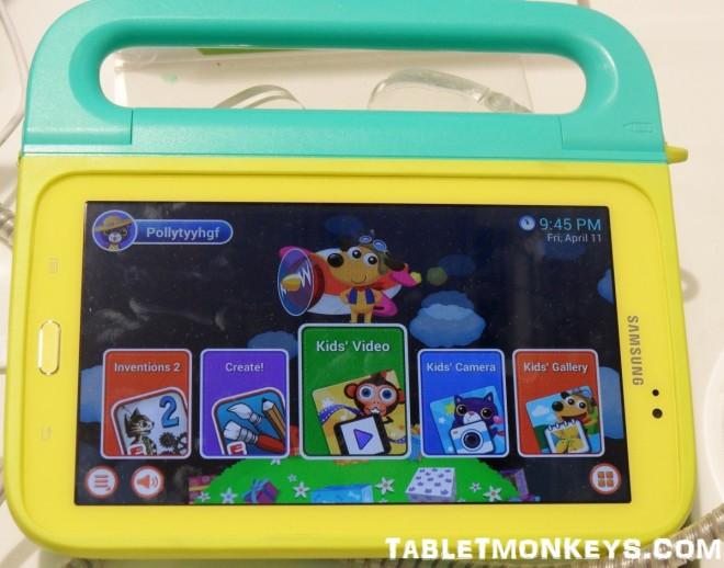 Samsung Galaxy Tab 3 Kids Edition