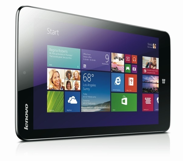 Windows 8.1 tablet Lenovo Miix2