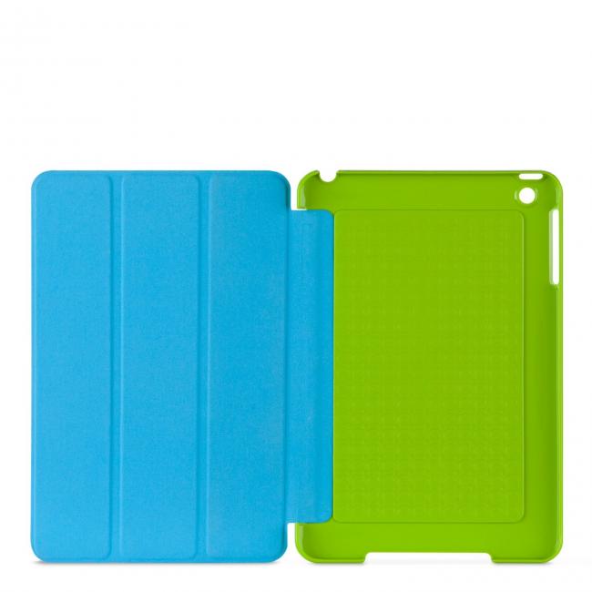 Blue-Green Belkin Lego Case for iPad mini