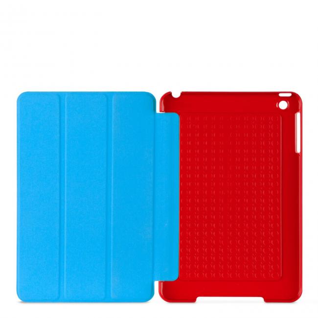 Blue-Red Belkin Lego Case for iPad mini