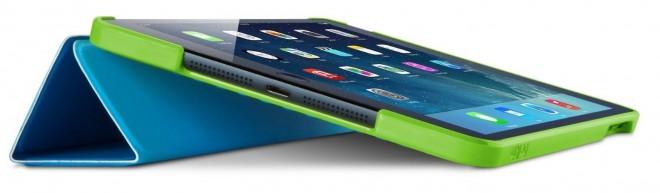 Green Belkin Lego Case for iPad mini