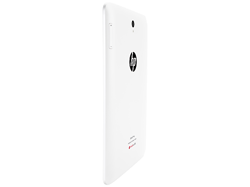 HP Slate 8 Pro side view