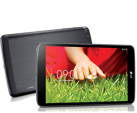 LG G Pad 8.3 - In black