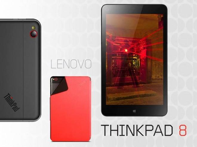 Windows 8 tablet Lenovo Thinkpad 8