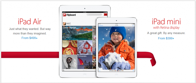 iPad mini 2 aka iPad mini with retina now released