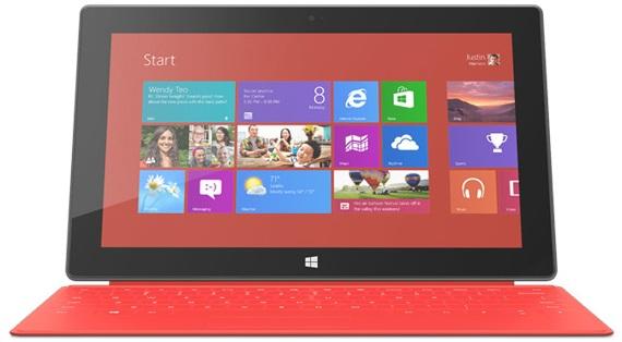 Certified Refurbished Microsoft Surface RT