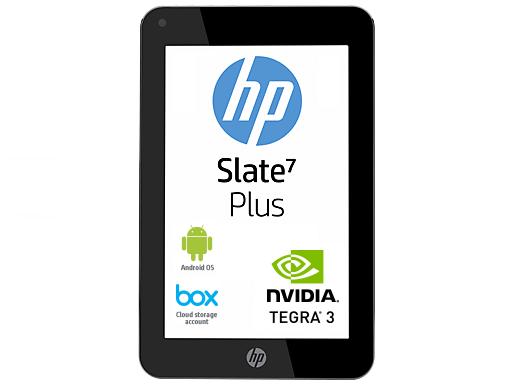 HP Slate7 Plus