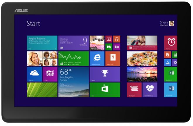 Asus Transformer Book Duet TD300 Windows tablet