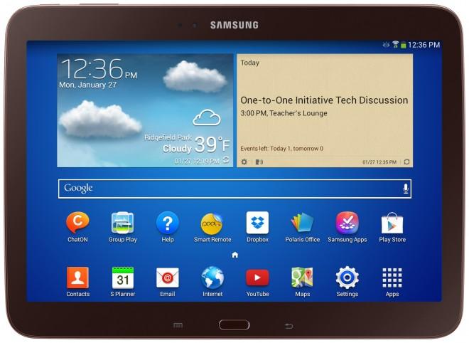 Samsung Galaxy Tab for Education