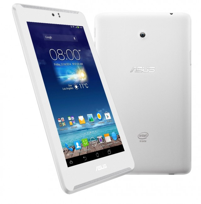 Asus Fonepad 7 3G and Fonepad 7 LTE