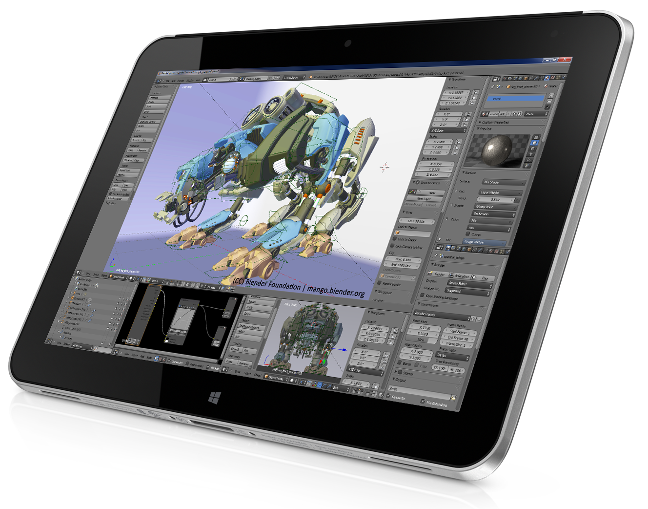 64 Bit Windows Enterprise Tablet Hp Elitepad 1000 G2 Released