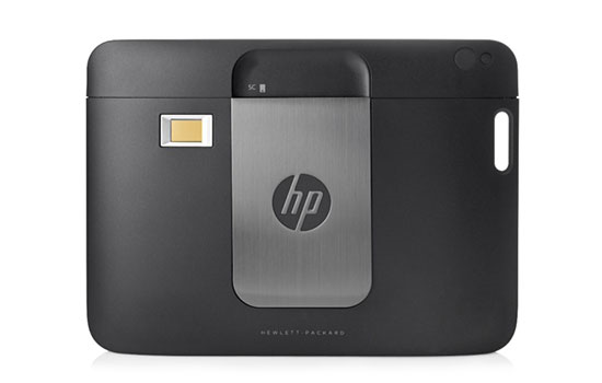 HP ElitePad Security Jacket with fingerprint reader