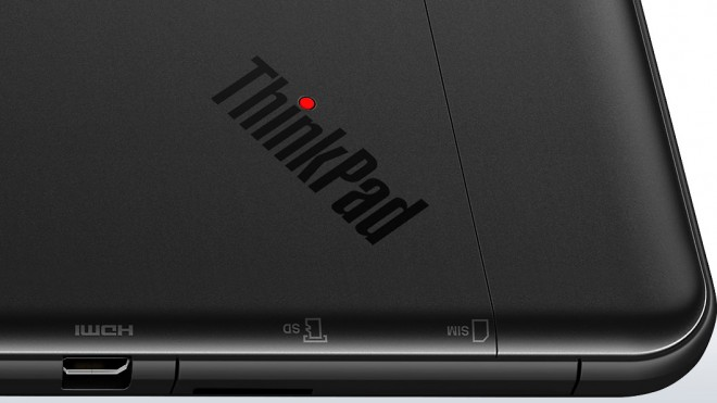 Lenovo ThinkPad 8 logo