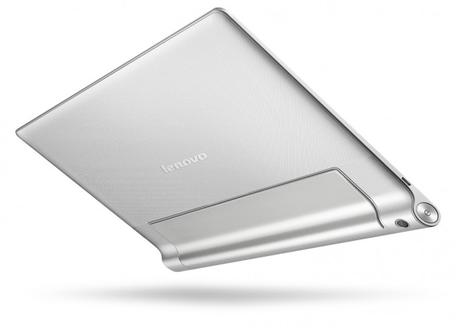 Lenovo Yoga Tablet 10 HD+ rear photo
