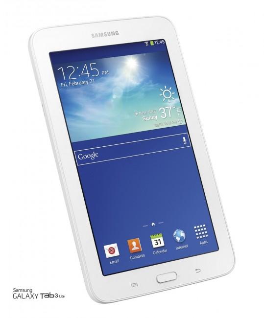 Samsung Galaxy Tab 3 Lite launch