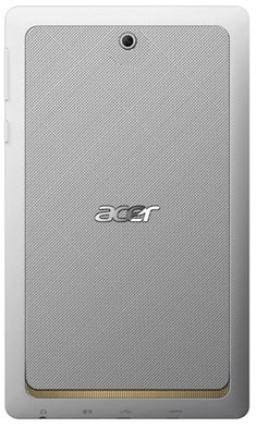 Acer Iconia One 7 rear