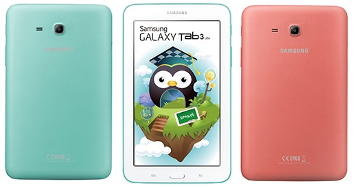 Samsung Galaxy Tab 3 Lite Kids Edition