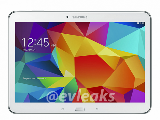 Samsung Galaxy Tab 4 10.1 white