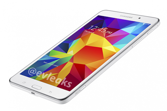Samsung Galaxy Tab 4 7.0 in white