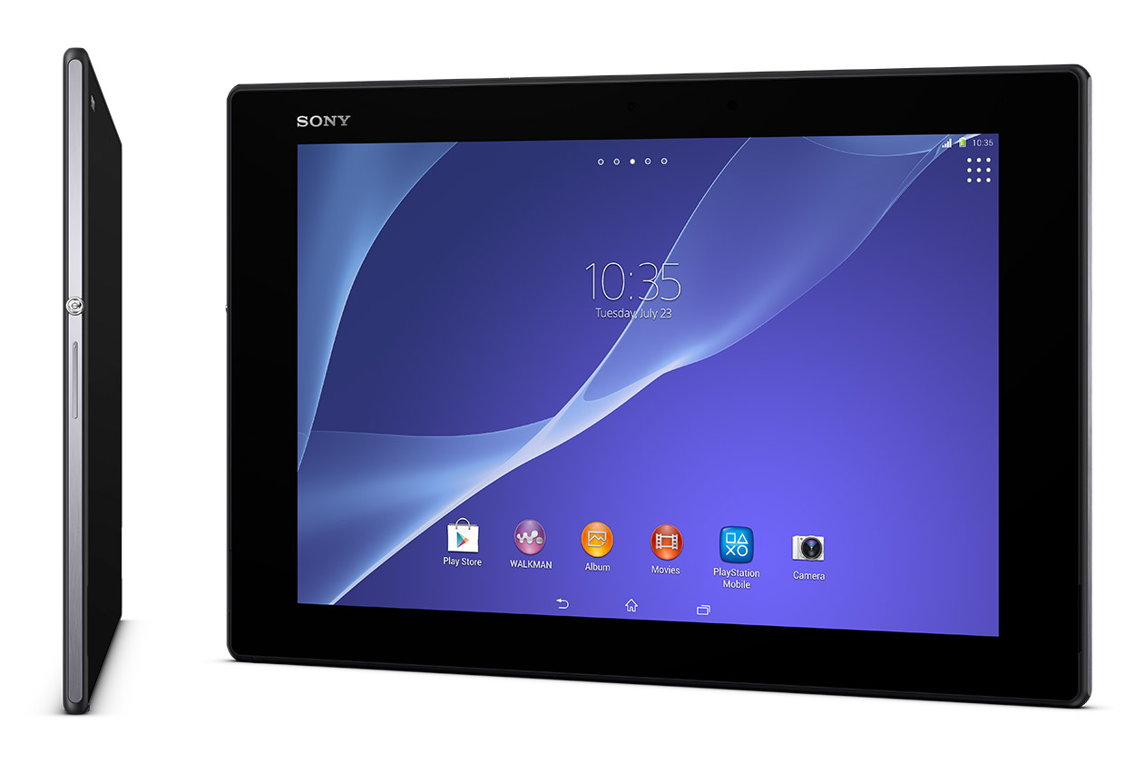 Sony Xperia Z2 Tablet Release Begins March 26 2014 |Sony Xperia Z2 Tablet White