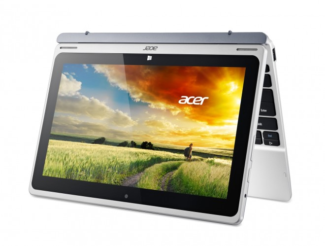 Acer Aspire Switch 10 tent mode