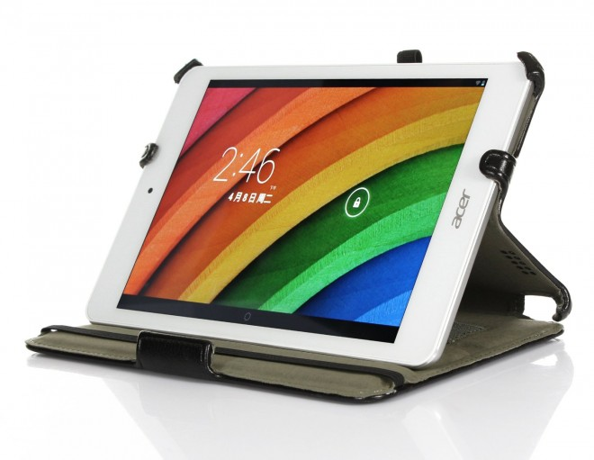 The current 8-inch Acer tablet with Android